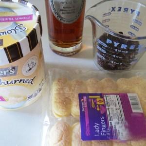 ice cream cake ingredients