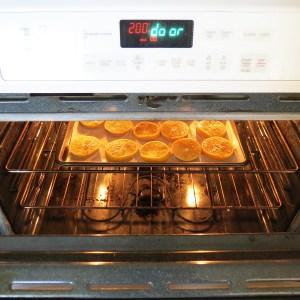 baking oranges