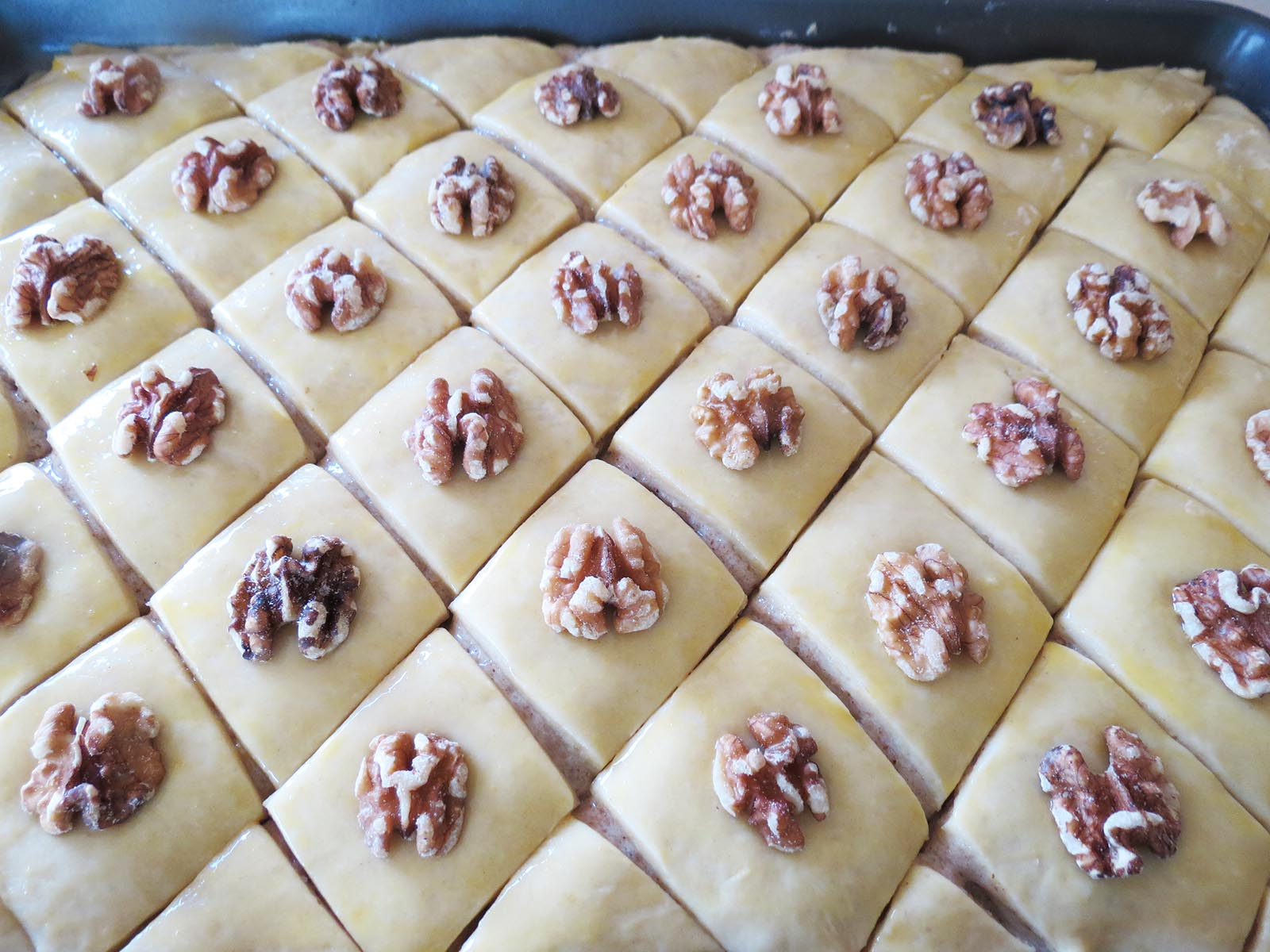 baklava-before-baking