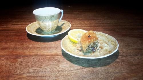 serving-baklava