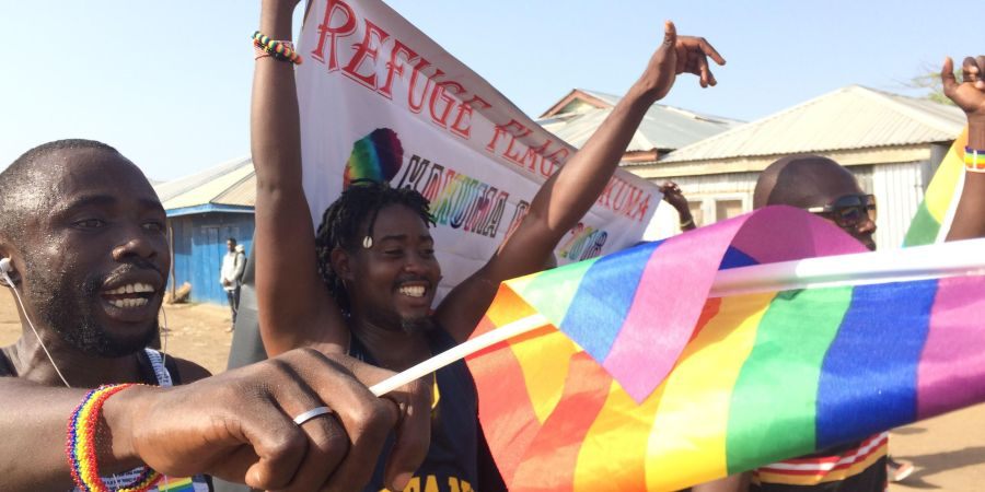 Refugee Coalition of East Africa LGBT+ Refugees