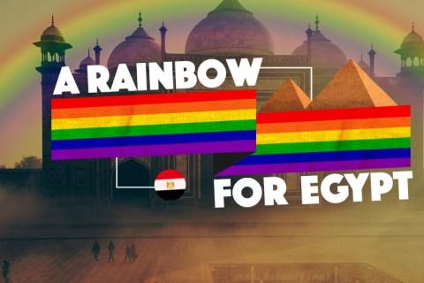 LGBT+ Egyptians