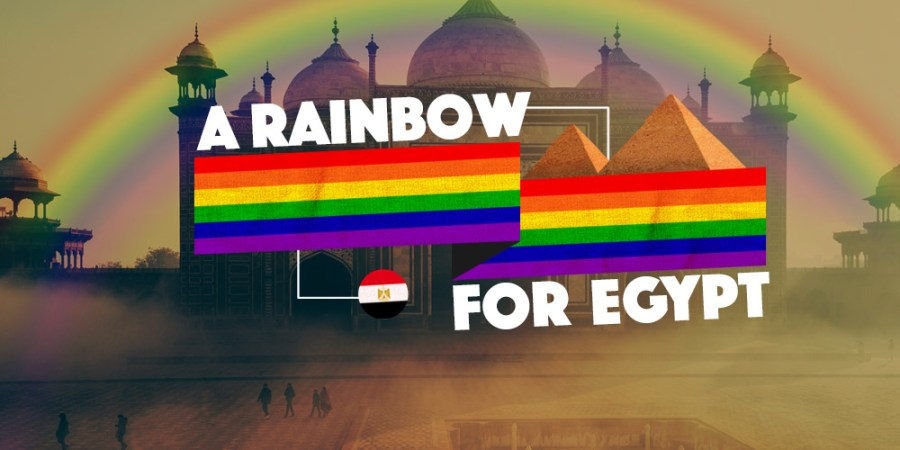LGBT+ Egyptians