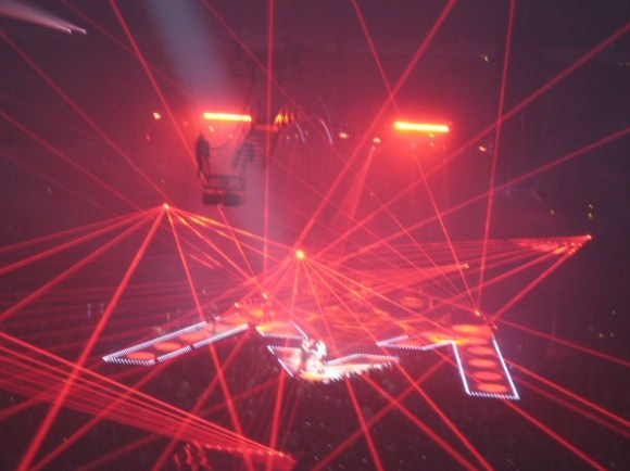Cool lasers
