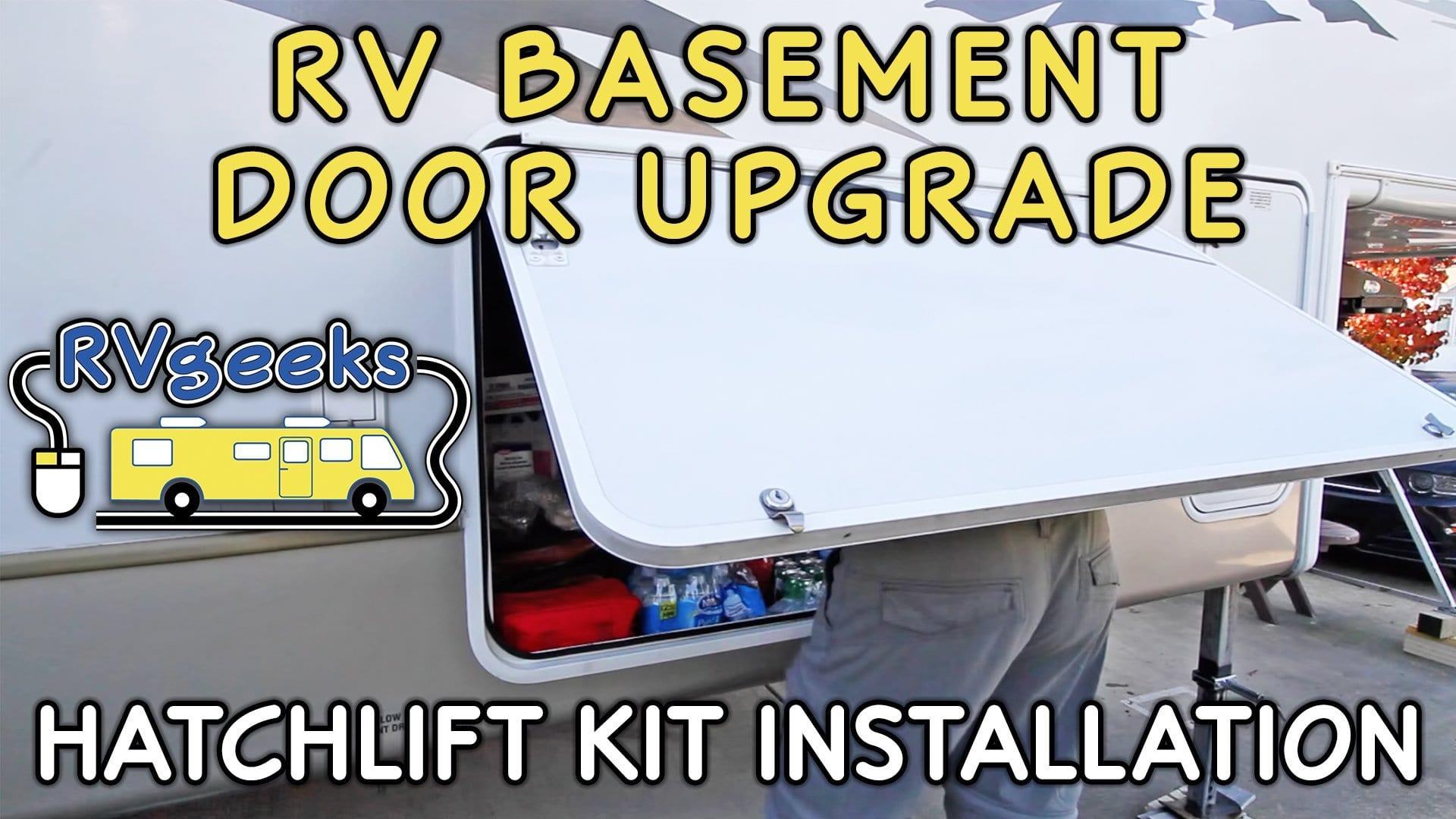 Mobile Home Thermostat Wiring Diagram Hatchlift Rv Basement Door Lift Kit Installation