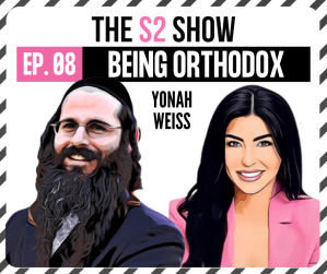 Being Orthodox & A Social Media Cost Segregation Phenomenon   Stephanie Saunders ft. Yonah Weiss