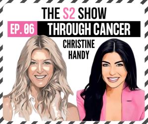 Raising Others Through Cancer   Stephanie Saunders ft. Christine Handy