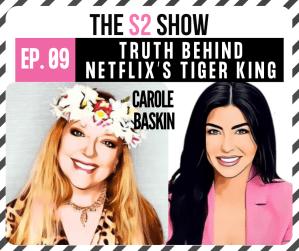 The Truth Behind Netflix's Tiger King    Stephanie Saunders ft. Carole Baskin