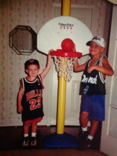 basketball house