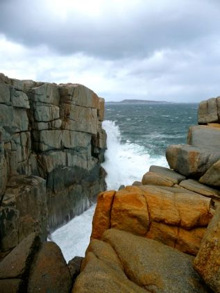The Gap. Torndirrup National Park, Albany: Western Australia