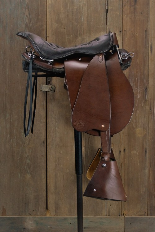Tarpin Hills Inspired Trooper Saddle by The Saddle Guy