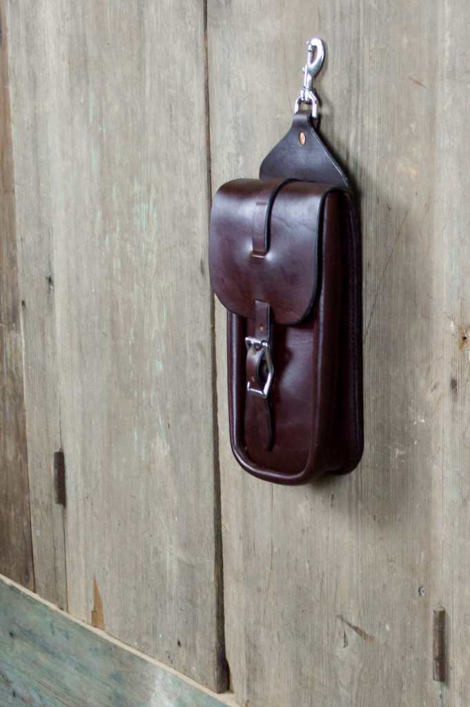 Large Single Saddle Bag