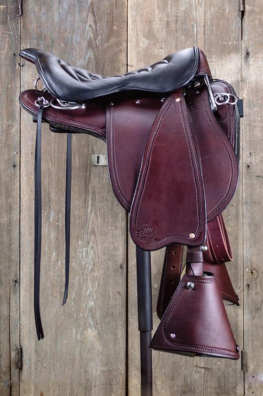 Picture of Premium Trooper Saddle