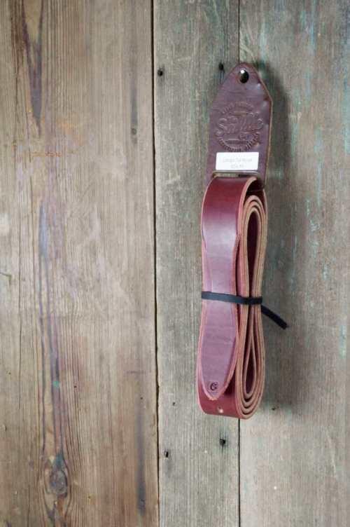 Latigo Tie Strap