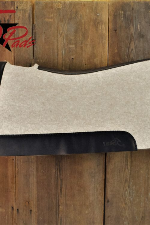 Square Felt Saddle Pad by 5 Star Equine