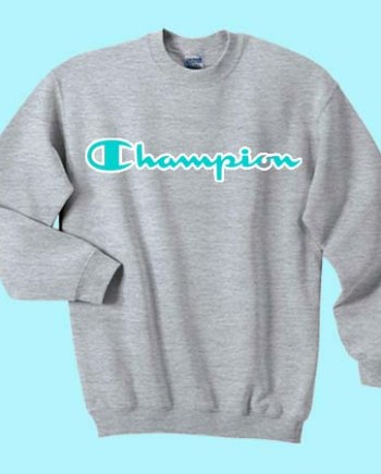 Champion Blue Basic Logo