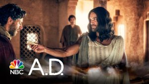 A.D. The Bible Continues on NBC