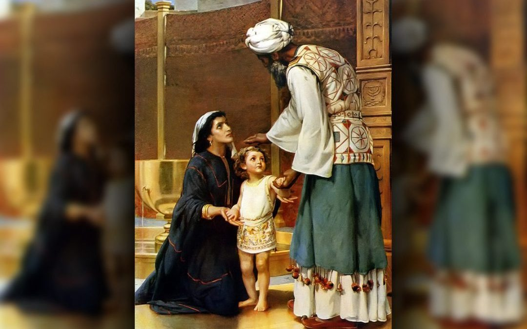 Samuel: The Boy Who Spoke for God