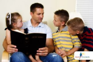 Become a Better and Stronger Family Through Bible Study