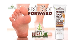 Best foot cream for dry feet