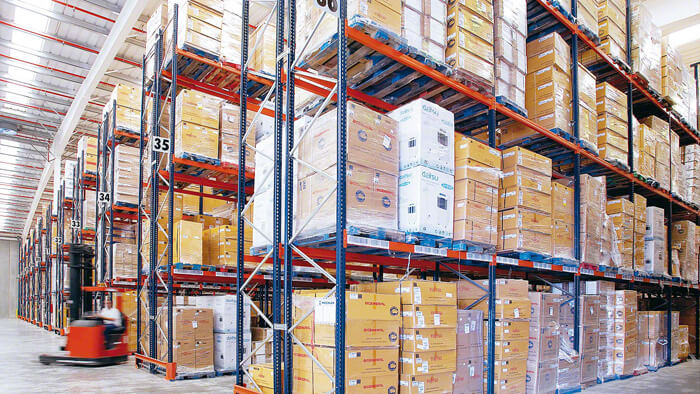 racking inspections Ontario