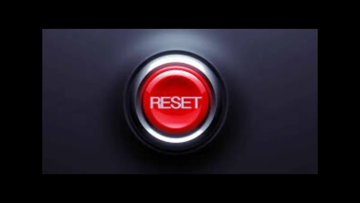 Resets – what, why and how