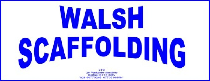 Walsh-Scaffolding