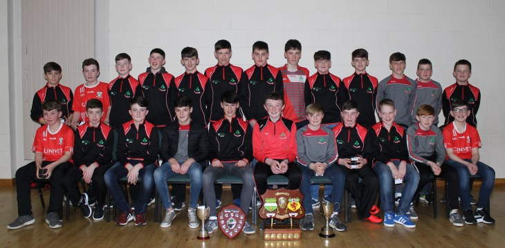 County Feile Champions