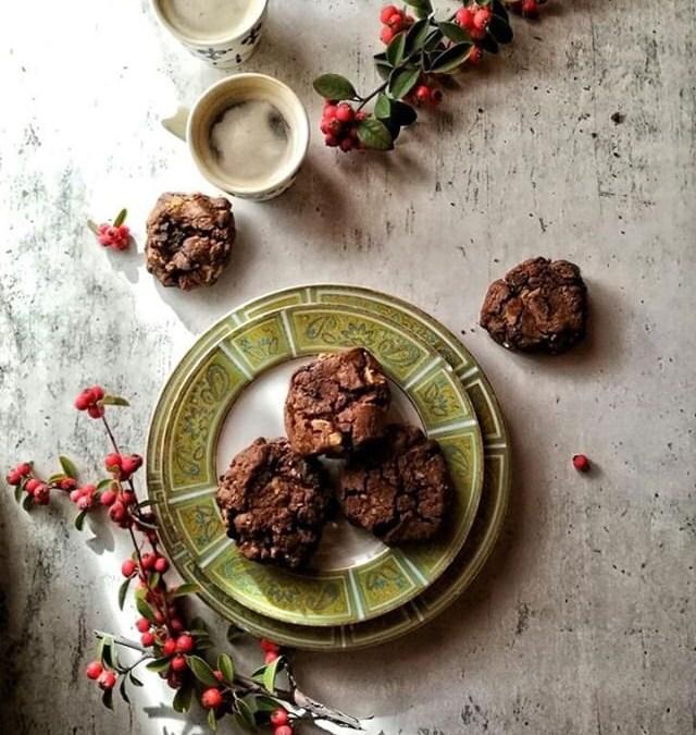 Mokonut cookies