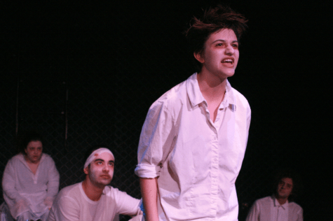 Spring play sings of revolution