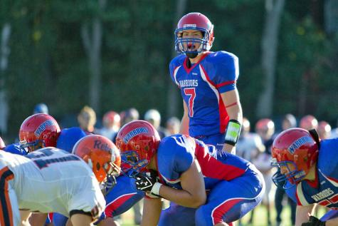 Brookline and Newton North clash on gridiron