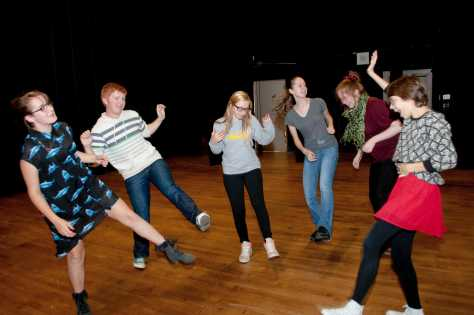 Preview: Shakespeare troupe tackles unsung work
