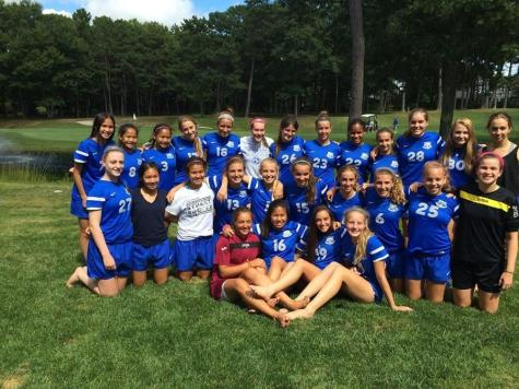 Freshmen additions shift soccer team dynamics