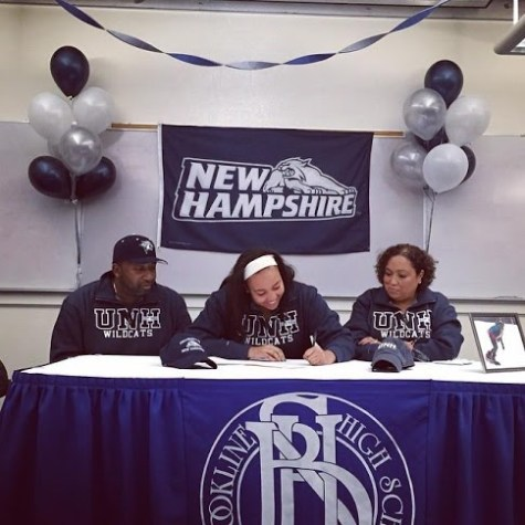 Brathwaite commits to UNH