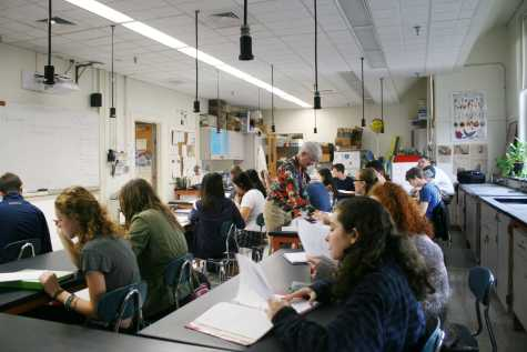 Big classes curtail learning