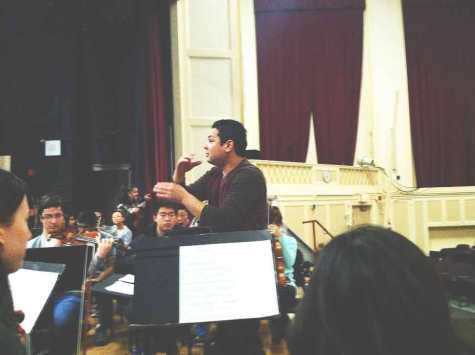 Jorge Soto invigorates dynamics of orchestra