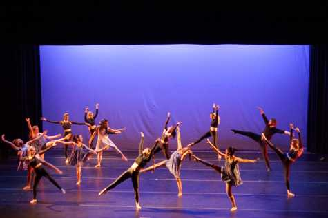 2015 Progressions dance concert mixed talent with energy for powerful show