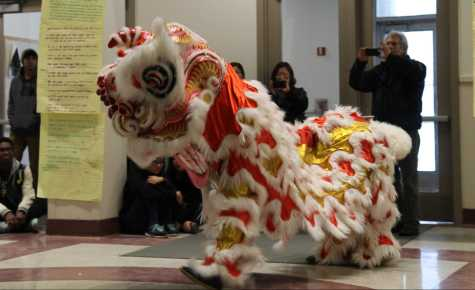 High school comes together to celebrate Lunar New Year