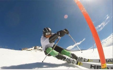Ski team succeeds despite weather difficulties