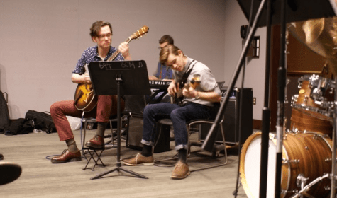 Music Collective performs at Berklee High School Jazz Festival
