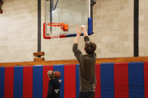 Students appreciate stress-free intramurals