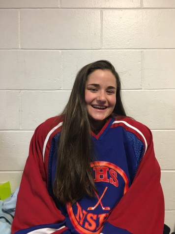PLAYER PROFILE: Ari Contente, varsity softball