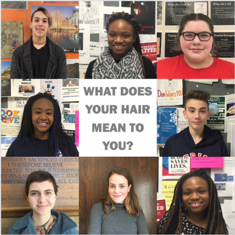 What does your hair mean to you?
