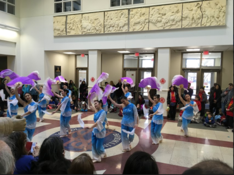Pan-Asian Lunar New Year festival attracts diverse crowd to the high school