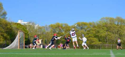 Lacrosse team seeks new fundraising methods