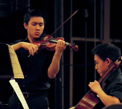 New class orchestrates advanced strings
