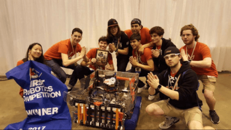 Nutrons place fourth at Robotics World Championship
