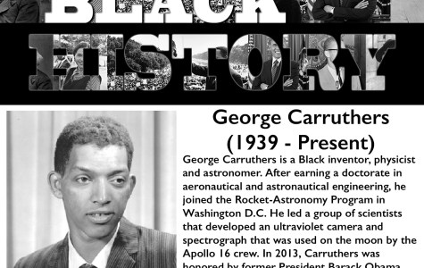 Black History Month: George Carruthers