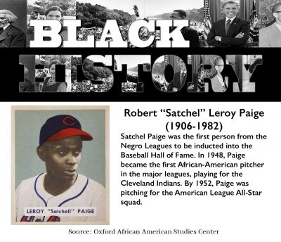 Black History Month: Satchel Paige