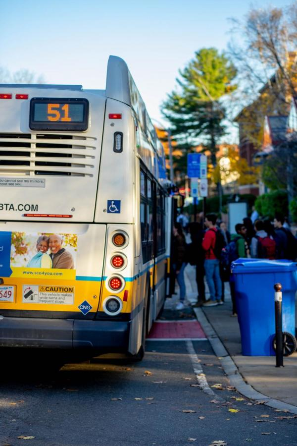 Certain+students+have+expressed+displeasure+with+changes+made+to+the+South+Brookline+bus%2C+which+include+the+institution+of+a+bus+fee.